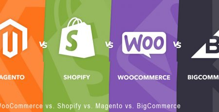 WooCommerce vs. Shopify vs. Magento vs. BigCommerce