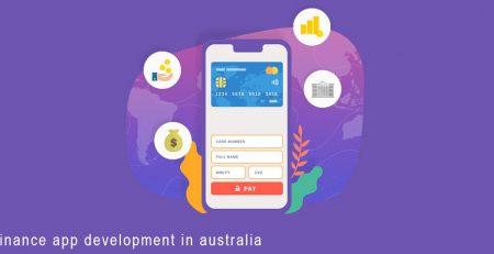 Finance app development in australia