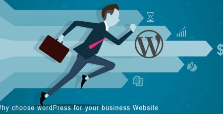 Why choose wordPress for your business Website